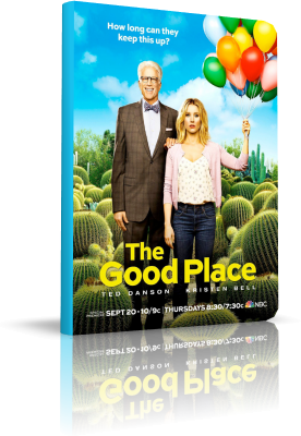 The Good Place - Stagione 2 (2018) [1/12] .mkv WEBMux 1080p & 720p ITA ENG