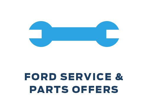 Ford Service & Parts Offers