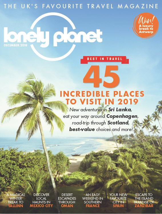 Lonely Planet (UK)