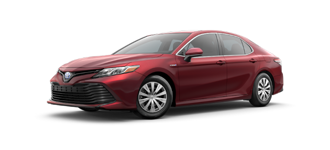 Toyota Camry Hybrid at Beechmont Toyota