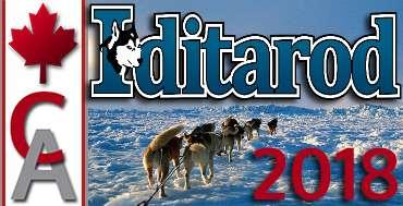 2018 Iditarod Tour