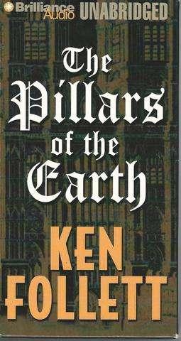 The Pillars of the Earth, Follett, Ken