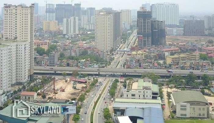 Hà Nội sắp xây dựng hầm chui gỡ nút thắt Lê Văn Lương - Vành đai 3