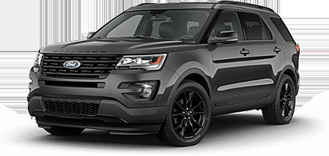 Ford Explorer 4WD XLT Lease Deal