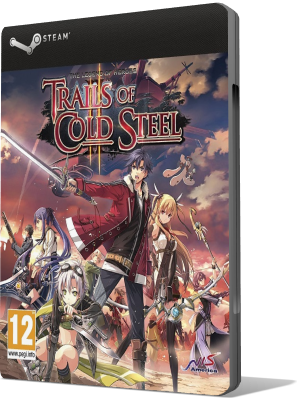 [PC] The Legend of Heroes: Trails of Cold Steel II - Update v1.1 (2018) - ENG