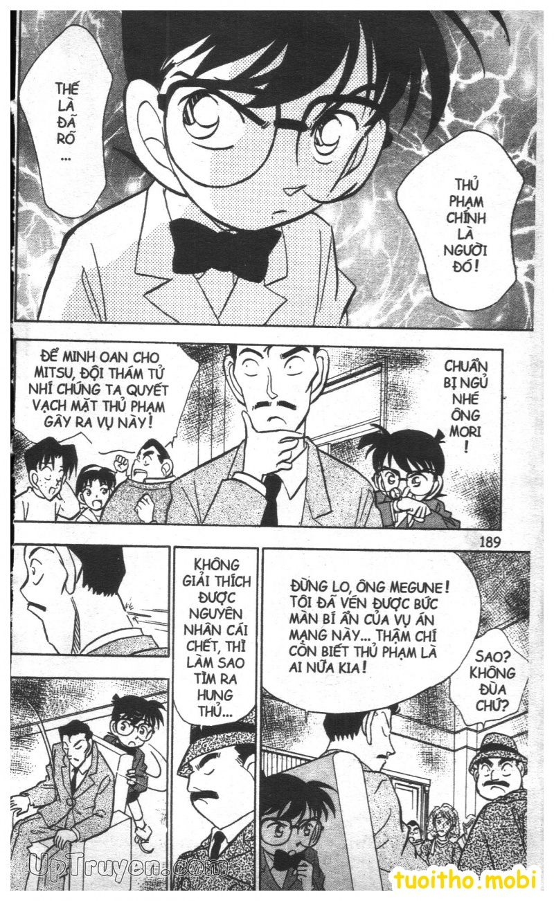đọc truyện Conan bộ đặc biệt chap 27 trang 16