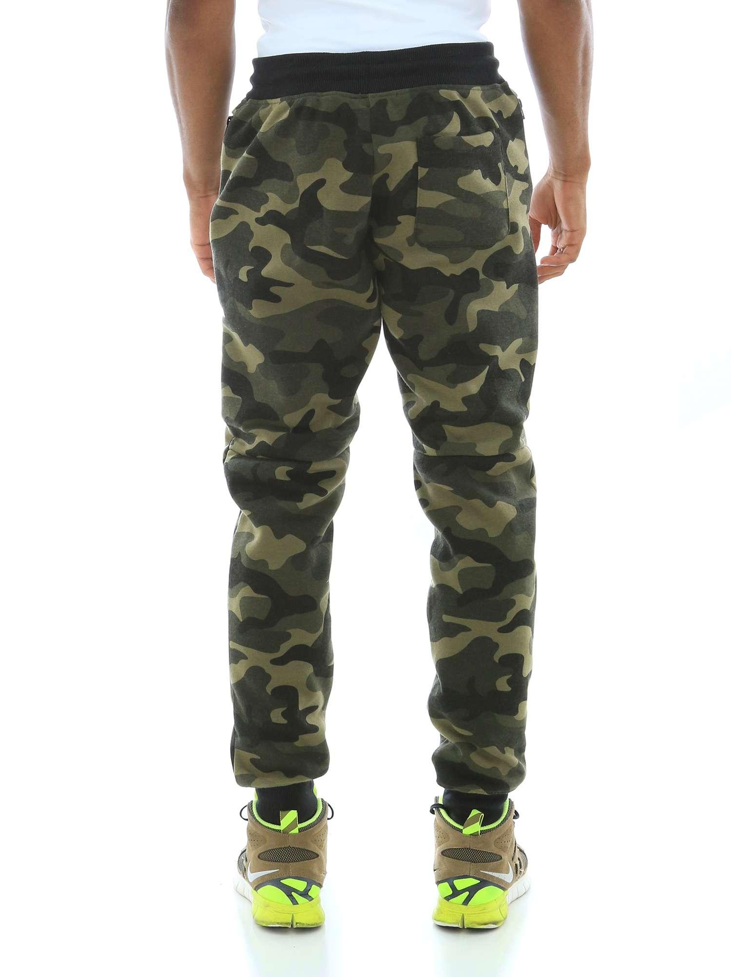 WT02-Men-039-s-Fleece-Jogger-Sweatpants-With-Bonded-Zippers thumbnail 17
