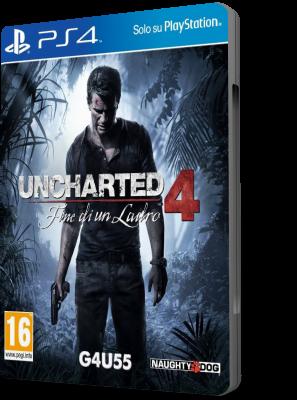 [PS4] Uncharted 4: Fine di un Ladro (2016) - FULL ITA