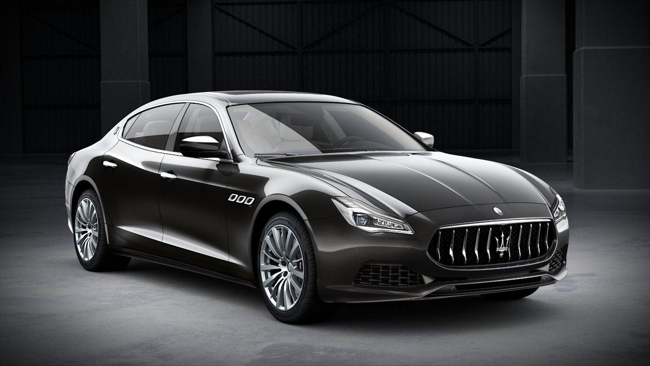 Maserati Quattroporte Price