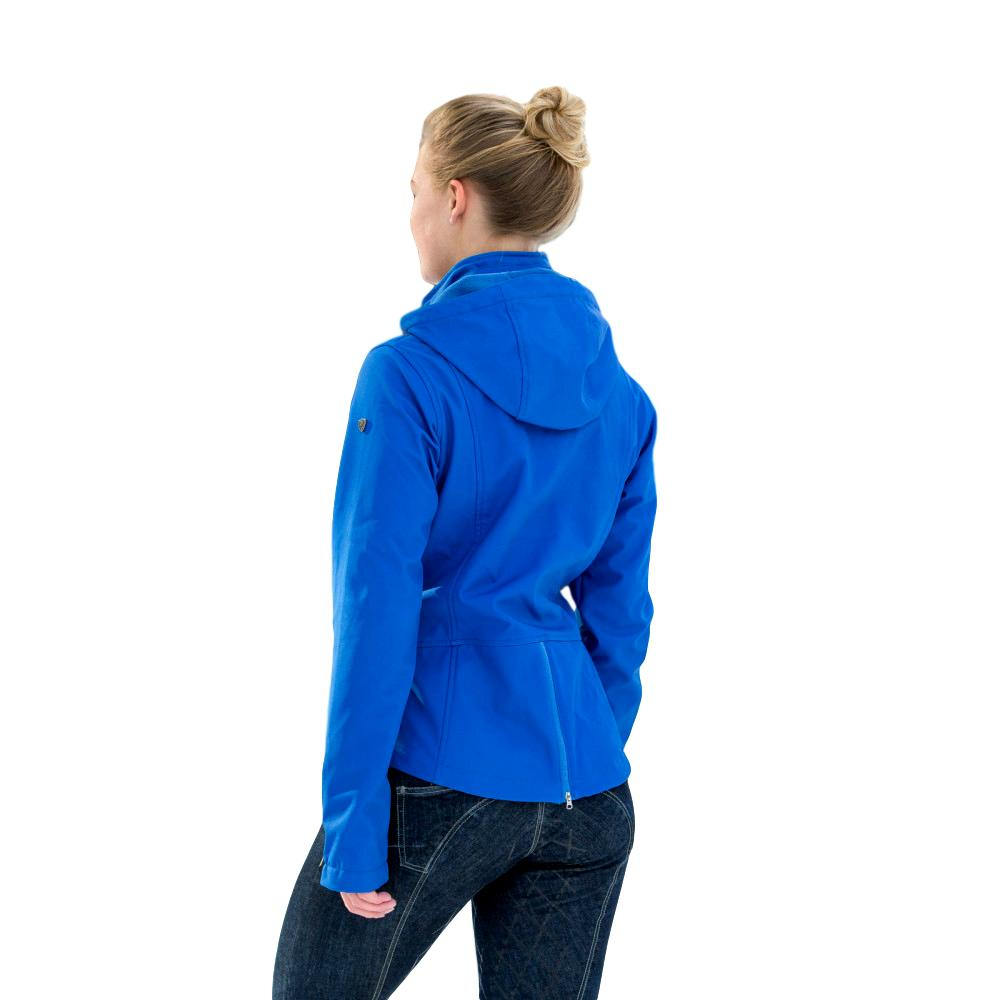 Horze-Fredrica-Breathable-Waterproof-Child-039-s-Short-Soft-Shell-Jacket thumbnail 12