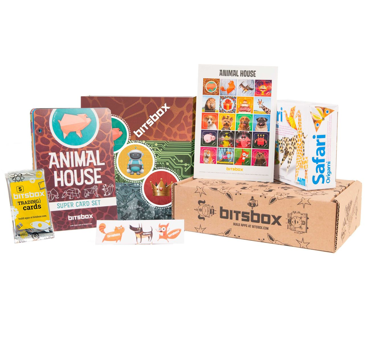 The coolest tech toys for kids: BitsBox Deluxe Box | Holiday Tech Guide