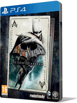 [PS4] Batman: Return to Arkham - Arkham Asylum (2016) - FULL ITA