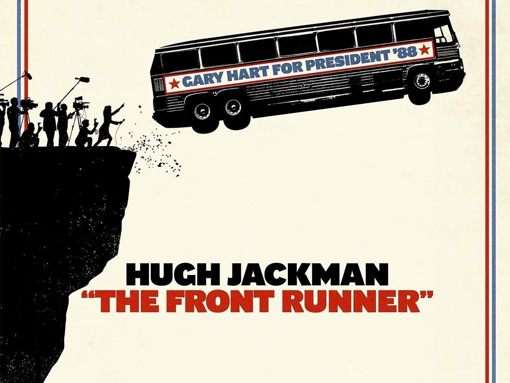 Ο Υποψήφιος (The Front Runner) Quad Poster