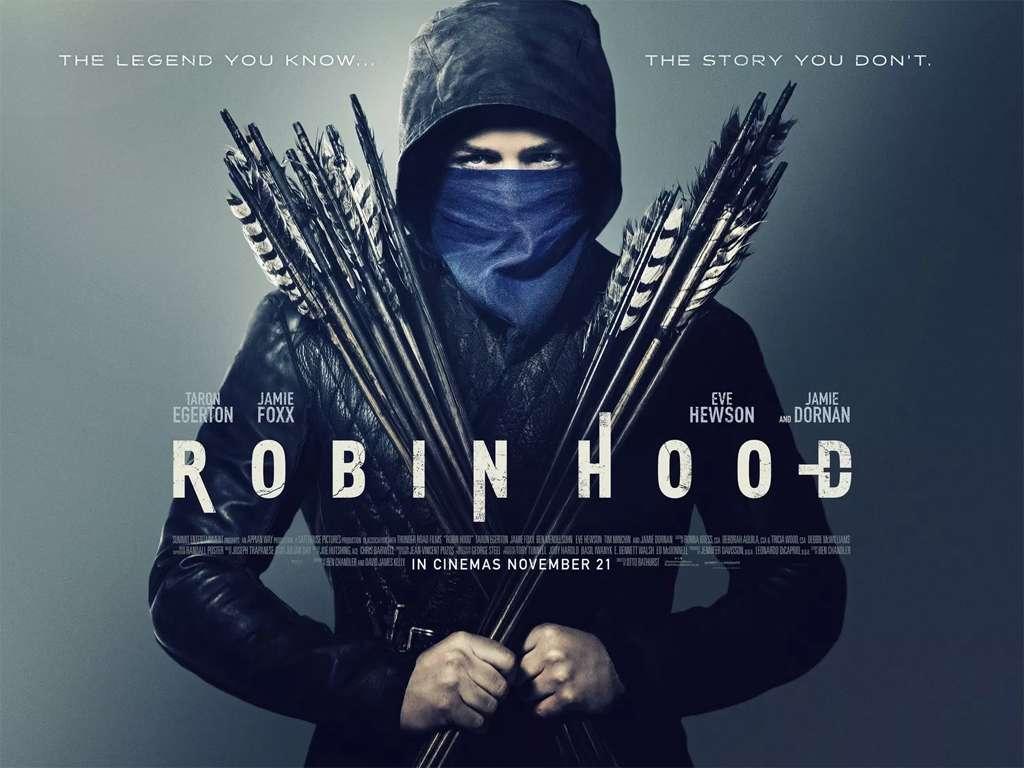 Ρομπέν των Δασών (Robin Hood) Movie
