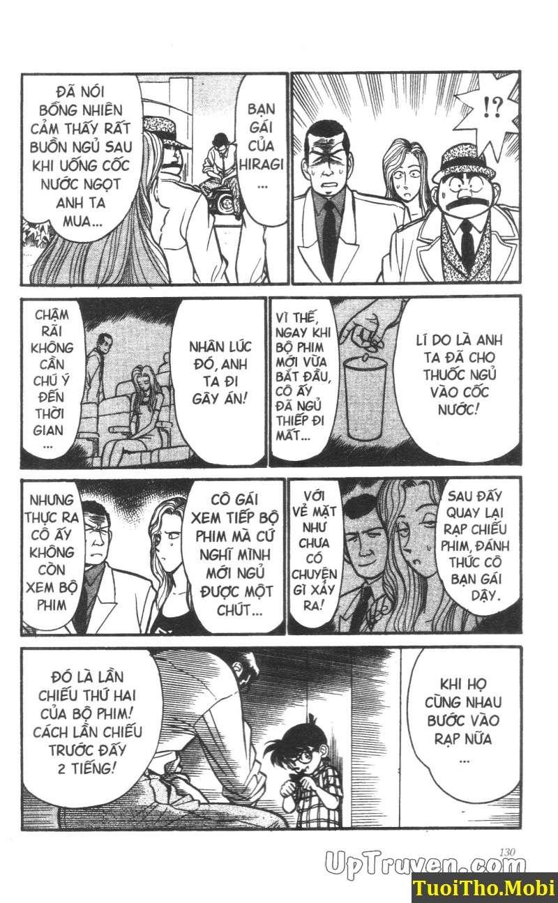 đọc truyện Conan bộ đặc biệt chap 15 trang 15