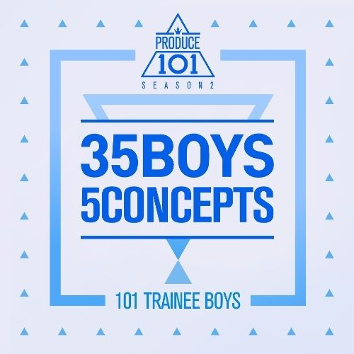 Download [Full Album] Various Artists - PRODUCE 101 SEASON 1 and 2 Mp3 Album Cover