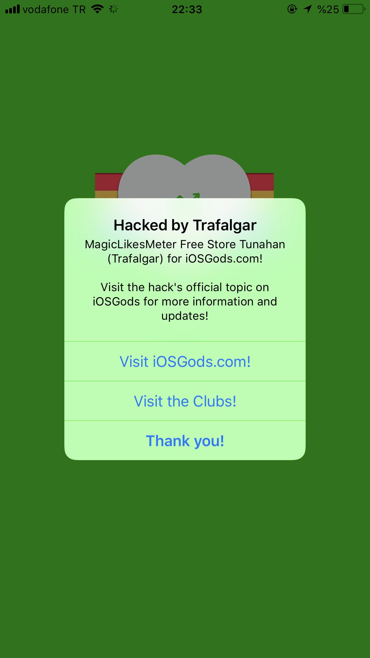 Tweak Hack] MagicLikesMeter +1 [FREE STORE] - Free