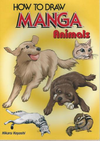 How To Draw Manga Volume 36: Animals, Hayashi, Hikaru