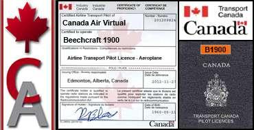 Beechcraft 1900 Certification Flight