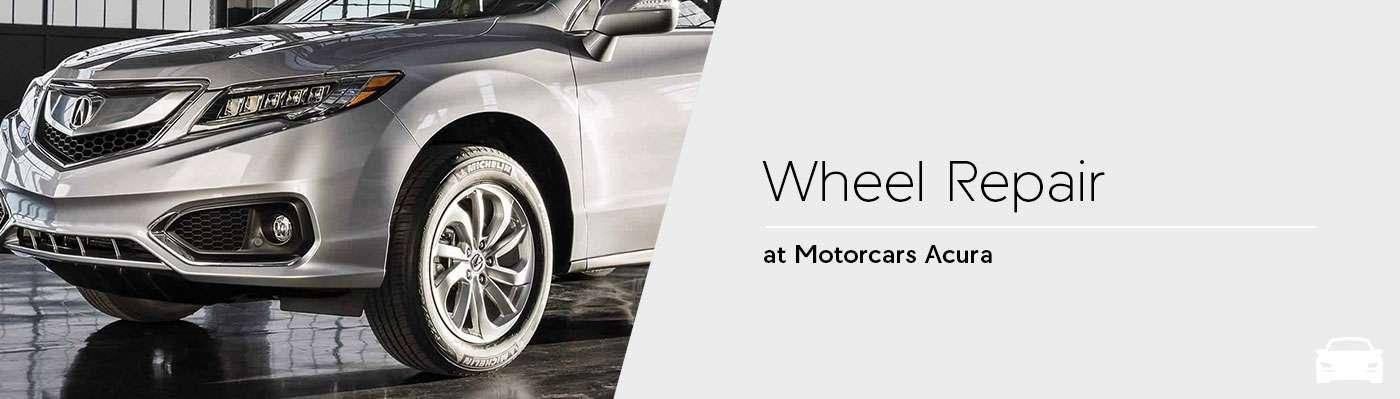Acura Wheel Repair