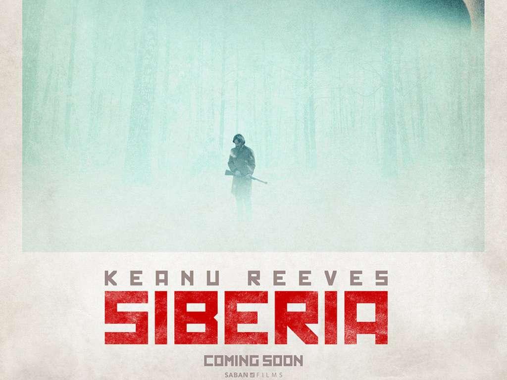 Έρωτας στη Σιβηρία (Siberia) Quad Poster Πόστερ