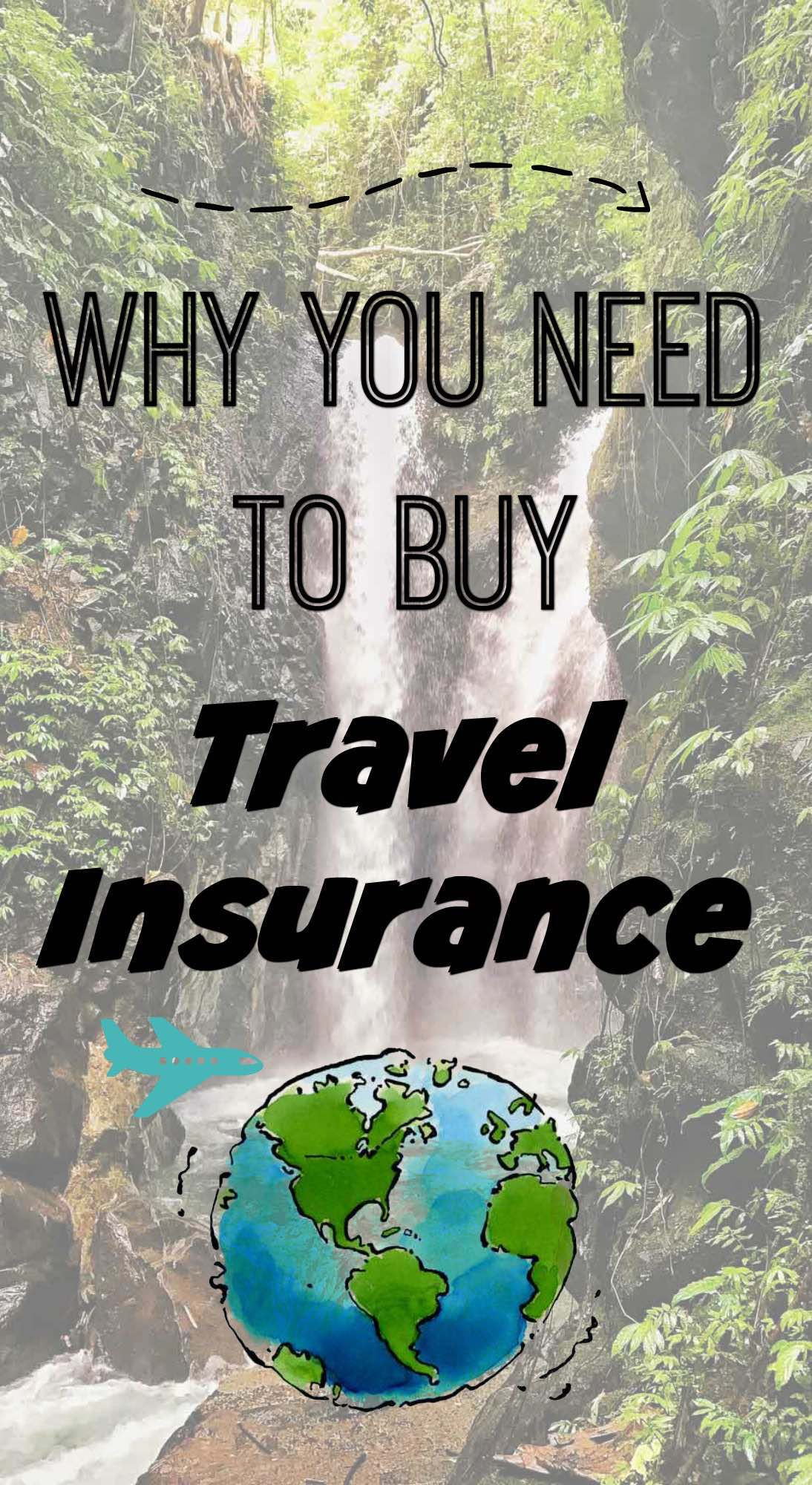 Why you need to buy travel insurance