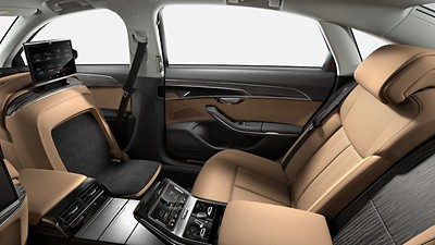 Audi Executive Rear Seat Comfort Package - 4 Passenger