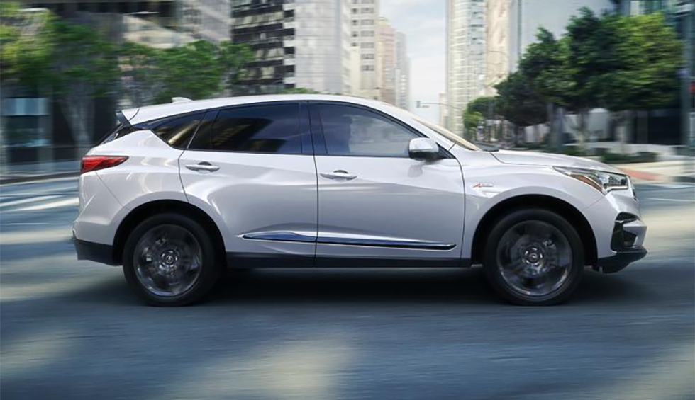 2019 Acura RDX A-SPEC Package Safety
