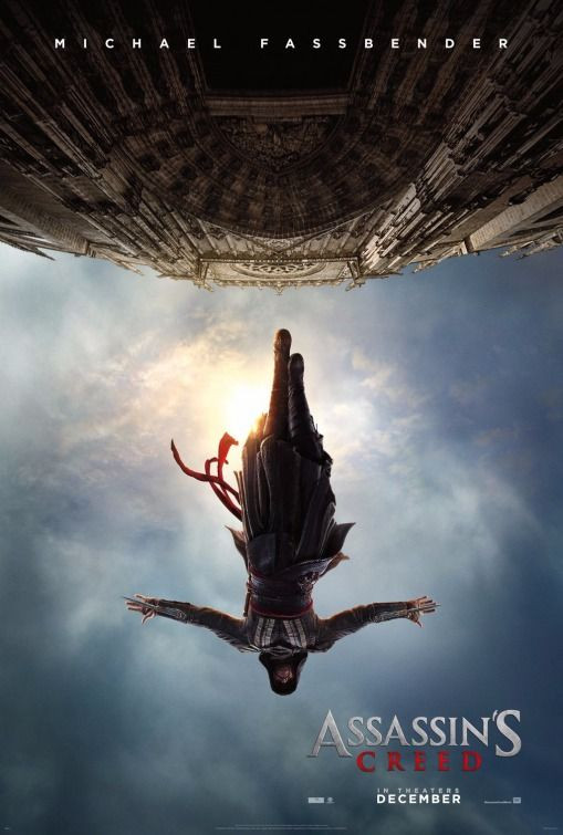 Poster Assassin's Creed 2016 Dual Audio Full Movie Download HD