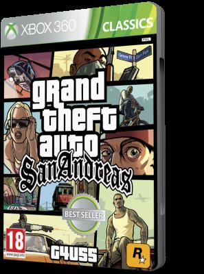 [XBOX360] Grand Theft Auto: San Andreas HD Remake (2015) - SUB ITA