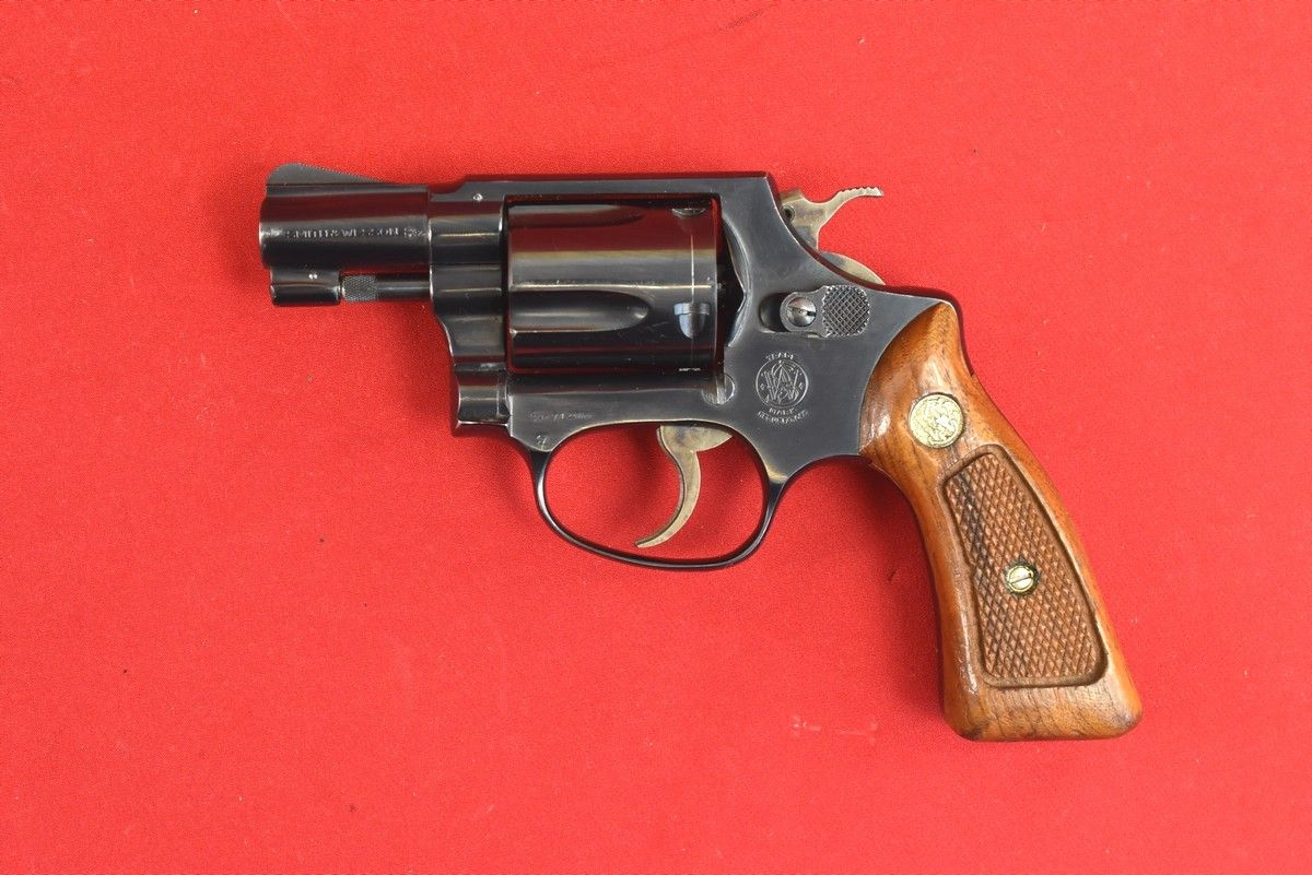 smith wesson m36