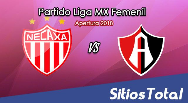 Ver Necaxa vs Atlas en Vivo – Liga MX Femenil – Viernes 16 de Noviembre del 2018