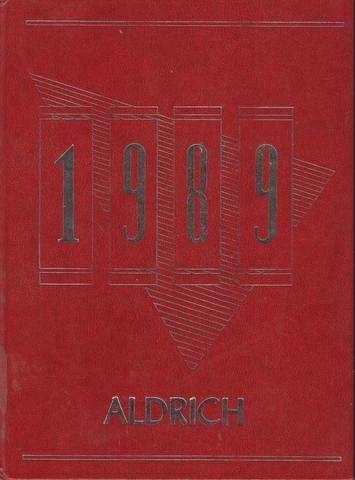 Aldrich Junior High Warwick Rhode Island 1989 Yearbook, Class of 1989