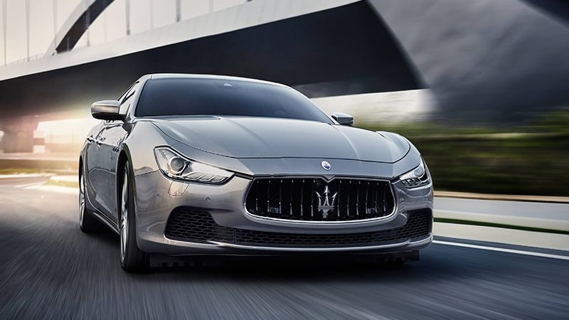 Maserati Lease Offers on New 2018 Maserati Vehicles