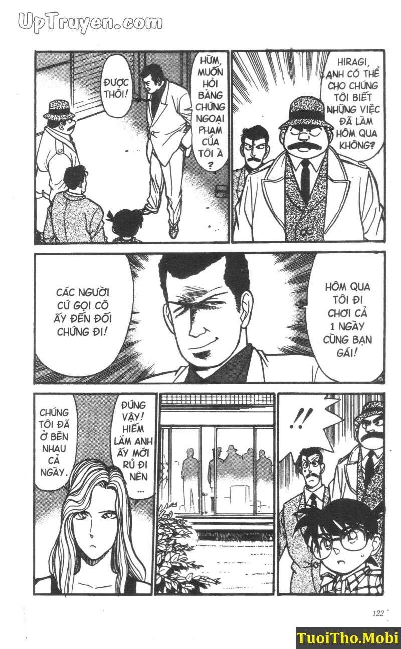 đọc truyện Conan bộ đặc biệt chap 15 trang 7