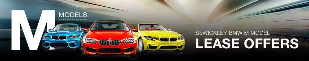 BMW M Model Lease Specials Sewickley PA