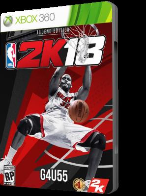 [XBOX360] NBA 2K18 (2017) - SUB ITA
