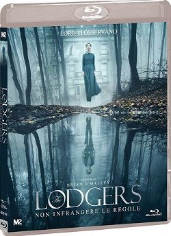 The Lodgers - Non Infrangere Le Regole (2017).avi MD MP3 BDRip - iTA
