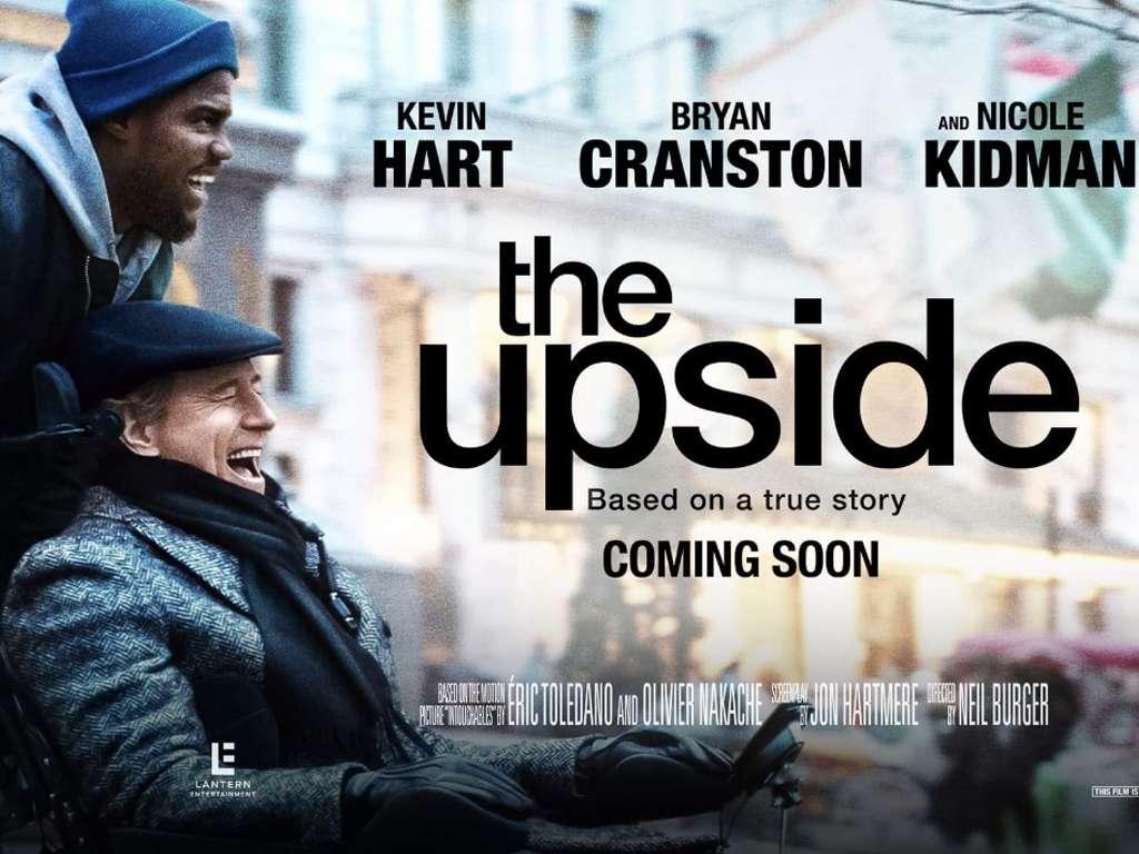 Η Θετική Πλευρά της Ζωής (The Upside) Movie
