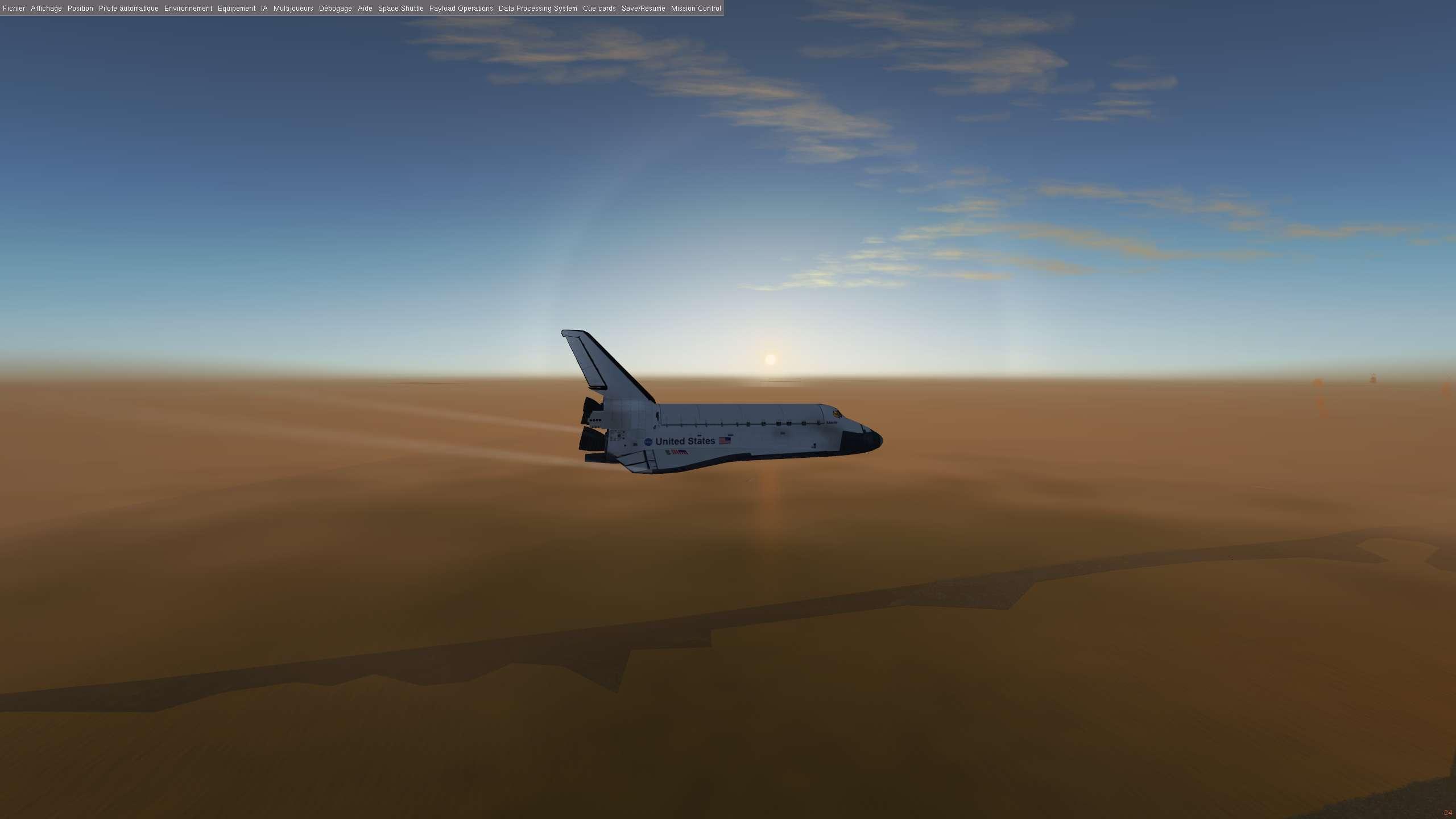 land the space shuttle simulator - photo #29