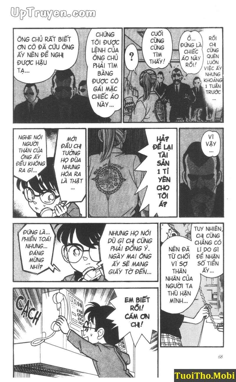 đọc truyện Conan bộ đặc biệt chap 12 trang 12