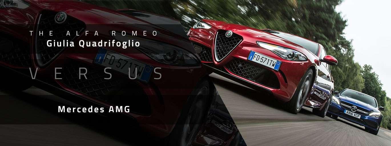Alfa Romeo Giulia QuadrifoglioModel Review