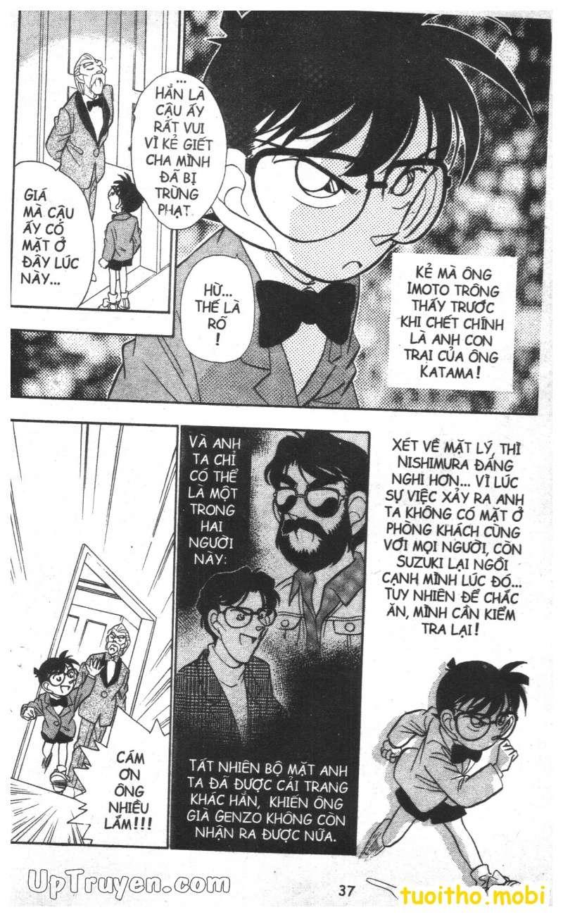 đọc truyện Conan bộ đặc biệt chap 19 trang 16