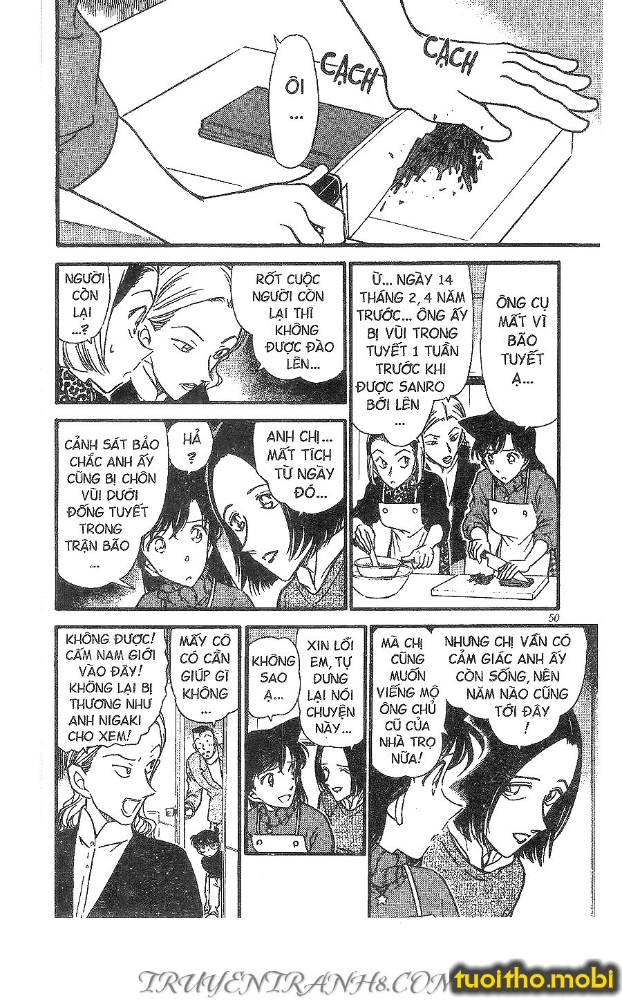 conan chương 331 trang 13