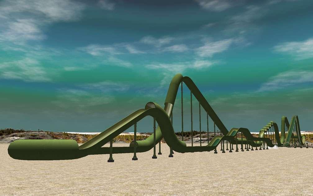 My Downloads - Parks and Coasters - Coaster: Dinghy Slide - Demo Screenshot, Image 03