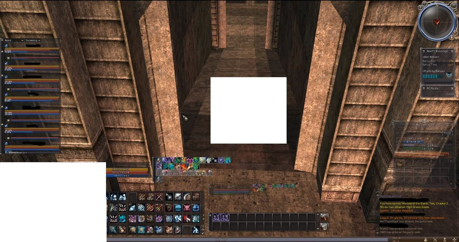 Custom Interface, lineage2 dyes, lineage hf