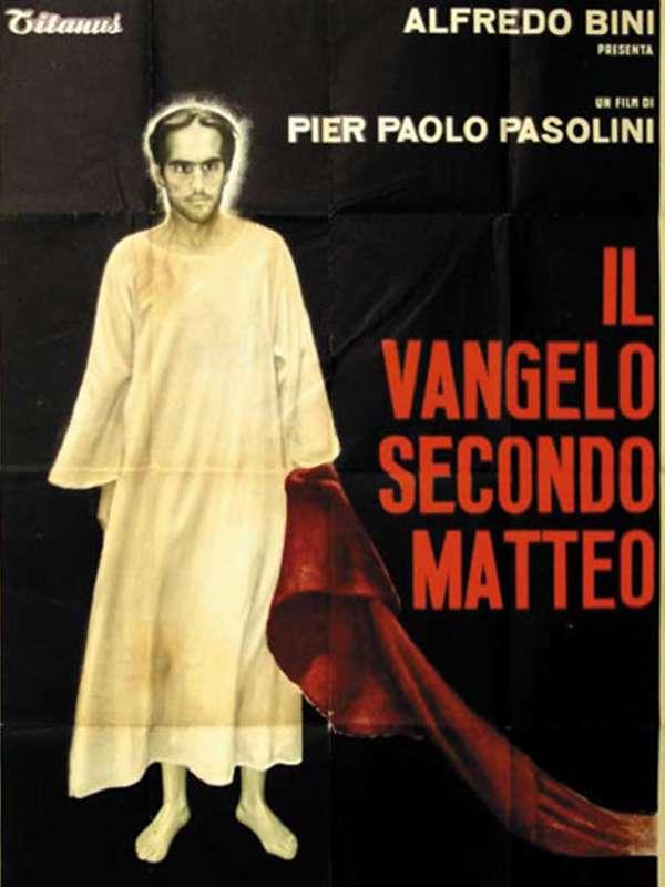 Il Vangelo secondo Matteo Το κατά Ματθαίον Ευαγγέλιο Poster