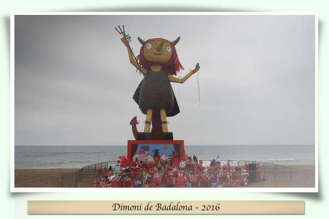 Dimoni de Badalona 2016