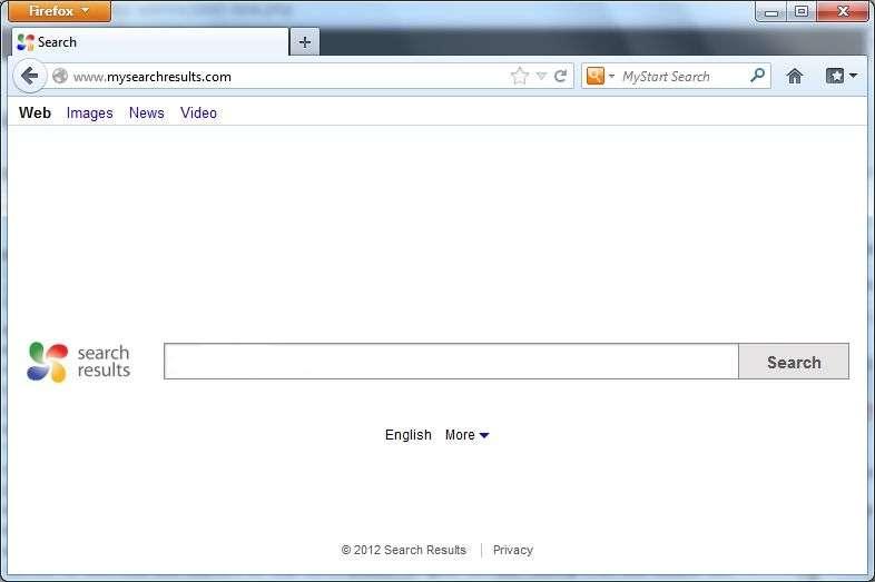 MySearchResults.com