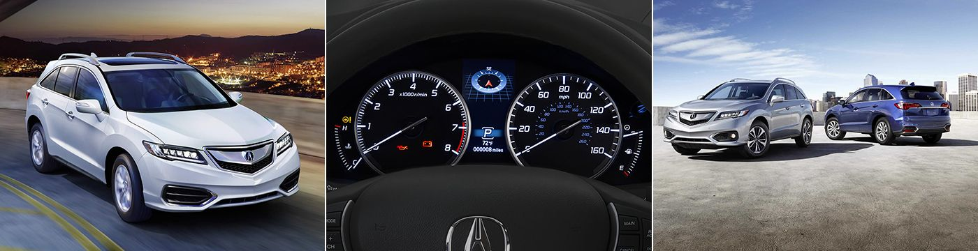 2018 Acura RDX AcuraWatch Plus Package
